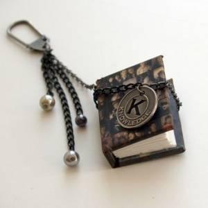 Сувенир мини - книга из бумаги своими руками