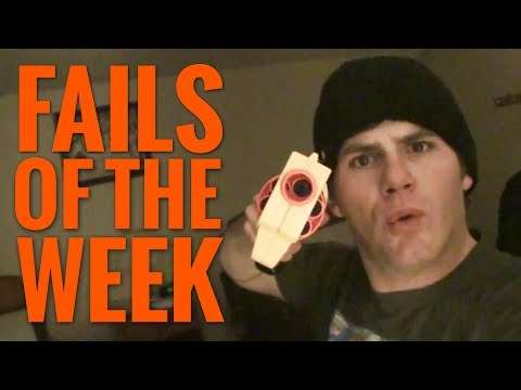 Best Fails of the Week 4 March 2014