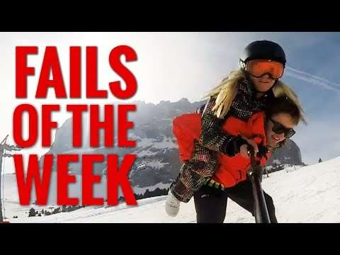 Best Fails of the Week 1 April 2014