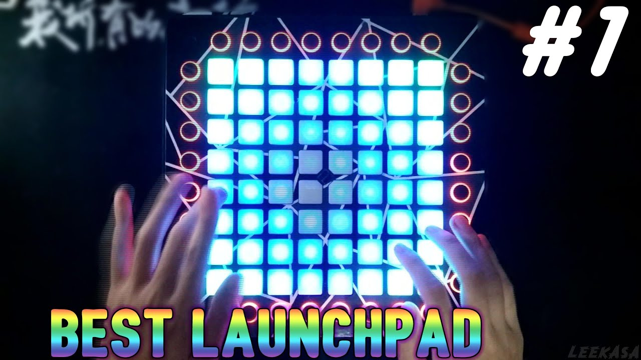Best Songs Launchpad Cover/Remix #1 | Frontier,Mi Gent,Run Free
