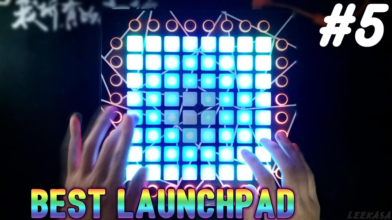 Best Songs Launchpad Cover/Remix #5 |Way Back,That Girl,See You Agian